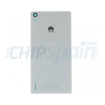 Tapa Trasera Batería Huawei Ascend P7 -Blanco
