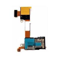 Flex con Lector de Tarjetas SIM y Micro SD Sony Xperia M2