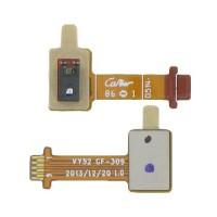 Flex with Light and Proximity Sensor Sony Xperia M2