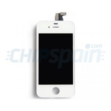 Pantalla iPhone 4 Completa Blanco
