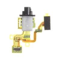 Flex Conector Audio Jack y Sensor Proximidad Sony Xperia Z1 Compact (D5503)