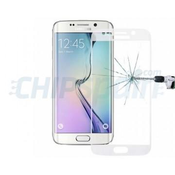 Protector de Pantalla Cristal 0.33mm Curvo Samsung Galaxy S6 Edge -Transparente