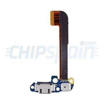 Conector de Carga Micro USB y Micrófono HTC One M7 (801E/801N/801S)
