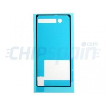 Adhesivo Fijación Cristal Trasero Sony Xperia Z2