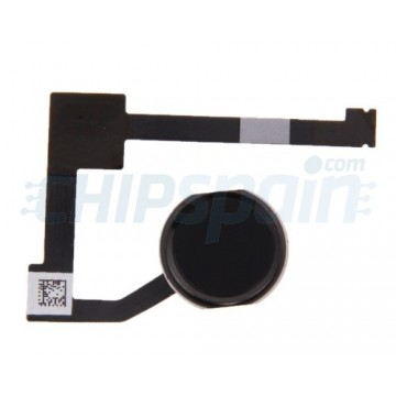 Complete Home Button Flex iPad Mini 4 -Black