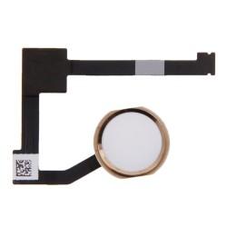 Complete Home Button Flex iPad Mini 4 -Gold