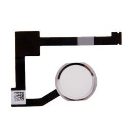 Botón Home Completo con Flex iPad Mini 4 Plata