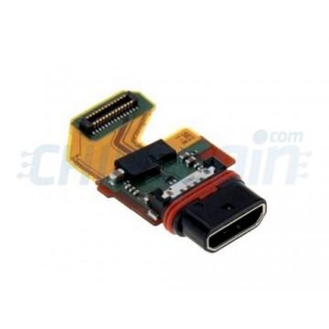 Flex connector Micro USB charging Sony Xperia Z5 (E6603/E6653)