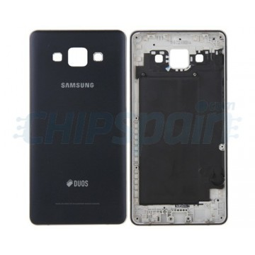 Rear Casing Samsung Galaxy A5 (A500F) -Black