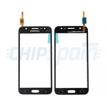 Vidro Digitalizador Táctil Samsung Galaxy J5 (J500) -Preto