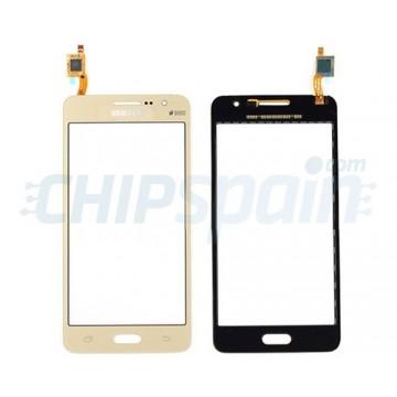 Vidro Digitalizador Táctil Samsung Galaxy Grand Prime (G530F) -Ouro