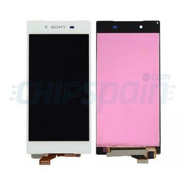 Pantalla Sony Xperia Z5 E6603 E6653 Completa Blanco