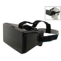 Universal Virtual Reality 3D Video Glasses for Smartphones