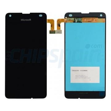 Pantalla Completa Microsoft Lumia 550 Negro