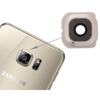 Back Camera Lens Cover Replacement Samsung Galaxy S6 Edge (G925F) Gold