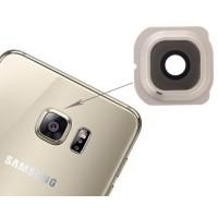 Embellecedor Cámara Trasera Samsung Galaxy S6 Edge (G925F) Oro