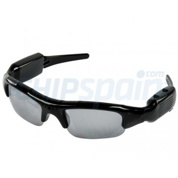 Sports Sunglasses with Camera Spy