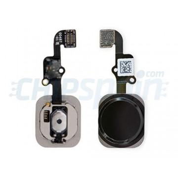 Botón Home Completo con Flex iPhone 6S iPhone 6S Plus Negro