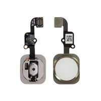 Botão Home Completo com Flex iPhone 6S iPhone 6S Plus Ouro