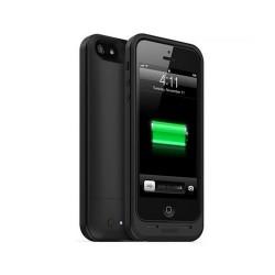 Carcasa con Batería Externa 2100mAh iPhone 5 iPhone 5S Negro