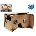 Cardboard 3D Glasses Virtual Reality with NFC for mobile