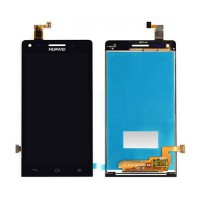 Ecrã Tátil Completo Huawei Ascend G6 G535 Orange Gova Preto