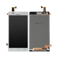 Pantalla Completa Huawei Ascend G6 G535 Orange Gova Blanco