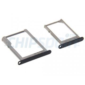 SIM Card Tray & Micro SD Card Tray for Samsung Galaxy A3, A5 A500, A7 A700 Blue