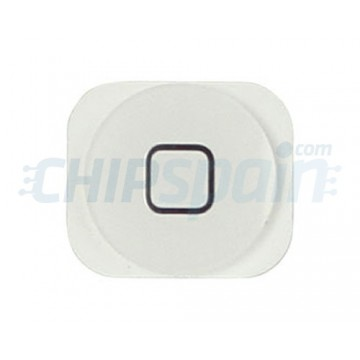 Home Button iPhone 5C White