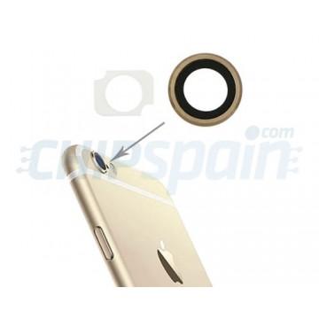 Trim Rear Camera iPhone 6 Plus iPhone 6S Plus Gold