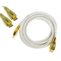 Cable HDMI 3 Metros Blanco