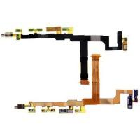 Flex de Ligar, Desligar e Volume Sony Xperia Z5 Compact E5823 E8503