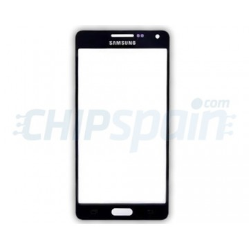 Front Screen Outer Glass Lens for Samsung Galaxy A7 A700F Black