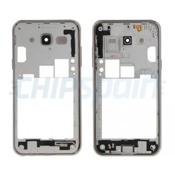Intermediate Central Framework Samsung Galaxy J5 (J500) Black