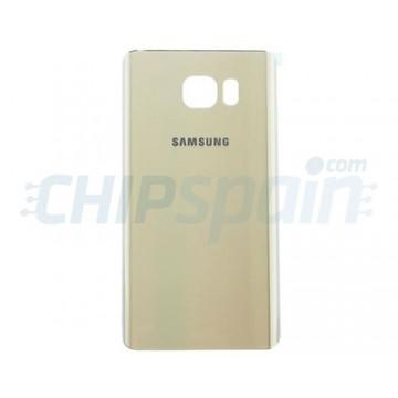 Tampa Traseira Bateria Samsung Galaxy Note 5 N920 Ouro