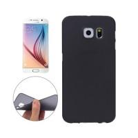 Funda de Silicona Ultra-fina Samsung Galaxy S6 (G920F) -Negro