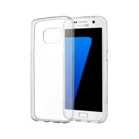 Funda Samsung Galaxy S7 G930F Ultra-Fina de Silicona Transparente
