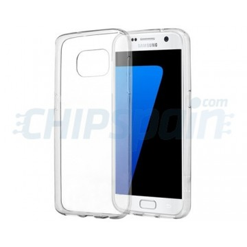 Cover Samsung Galaxy S7 G930F Ultra-fine silicone Transparent