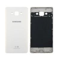 Carcasa Trasera Samsung Galaxy A7 A700F Blanco