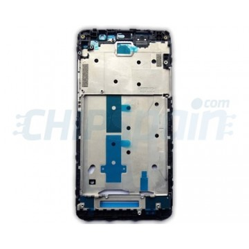 Front Frame LCD Screen Xiaomi Redmi Note 3 Black