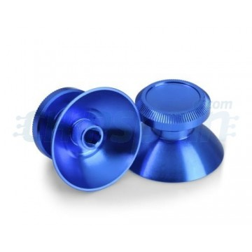 Joystick Analógico Aluminio DualShock 4 Azul (Pack 2 Unidades)