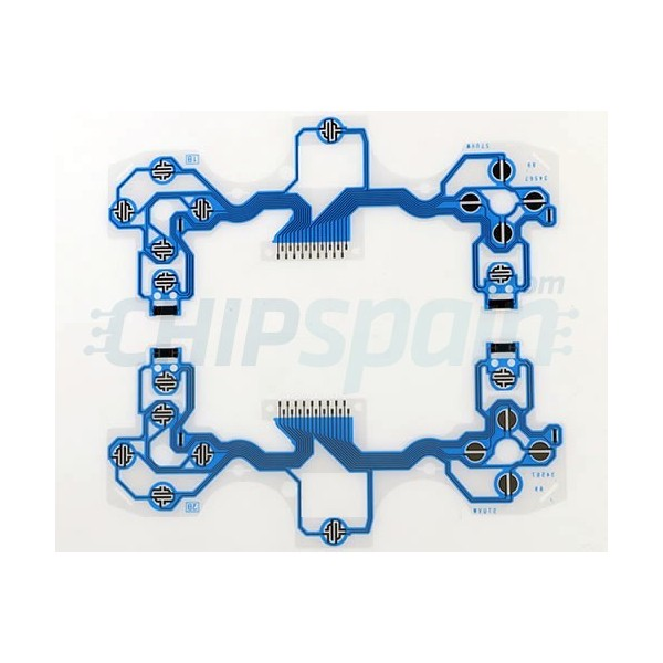 Circuito Flexible Ps4 : Flex circuito interno mando dualshock playstation