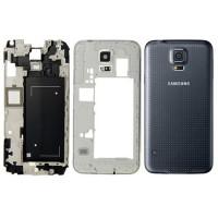 Carcaça Completa Samsung Galaxy S5 G900F Preto