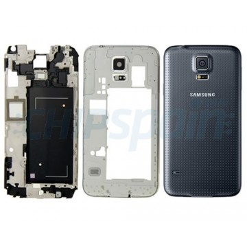 Carcasa Completa Samsung Galaxy S5 Negro