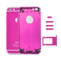 Carcasa Trasera Completa iPhone 6 Plus Magenta
