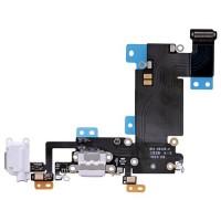 Cable Audio/Dock/Antena/Mic para iPhone 6S Plus Branco