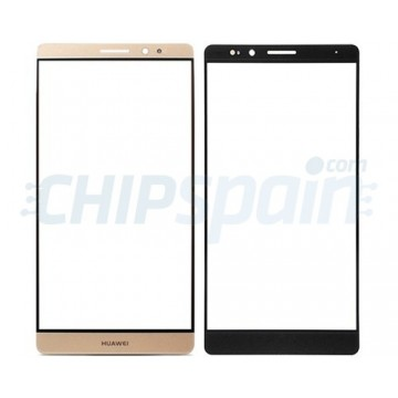 Front Screen Outer Glass Lens for Huawei Mate 8 Gold
