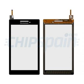 "Vidro Digitalizador Táctil Lenovo TAB 2 A7-10 (7"") Preto"