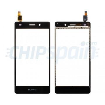 Vidro Digitalizador Táctil Huawei P8 Lite Preto