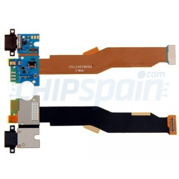 Charging Port and Microphone Ribbon Flex Cable Replacement Xiaomi Mi 5